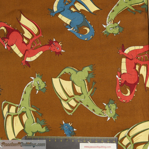 Knights & Dragons Per 25cm