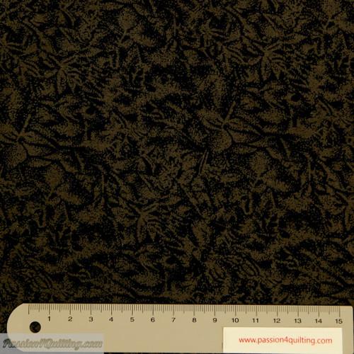 Fairy Frost black. per 25cm