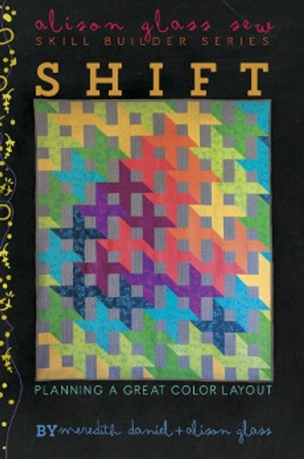 Shift pattern by Alison Glass