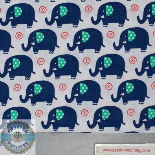 Mine Blue Elephants