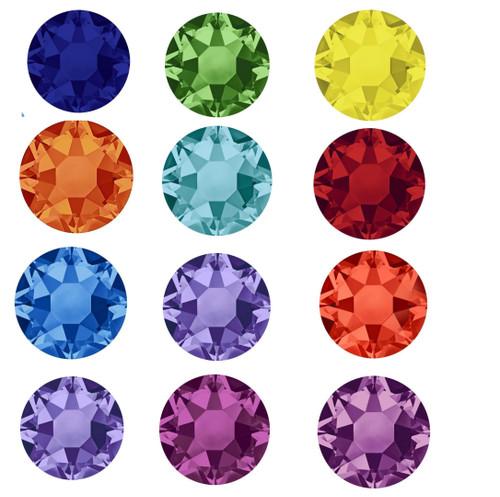 Swarovski SS16. Hot Fix Crystals