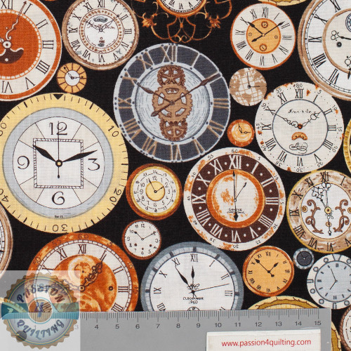 Victorian Vintage clock face 80340 design