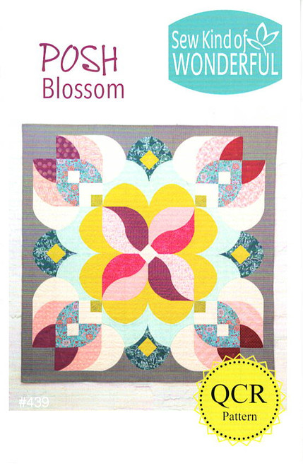 Posh Blossom Sew Kind of Wonderful