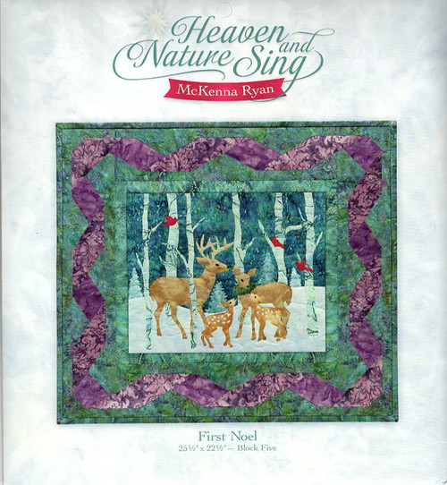 First Noel  from Heaven and Nature Sing by McKenna Ryan