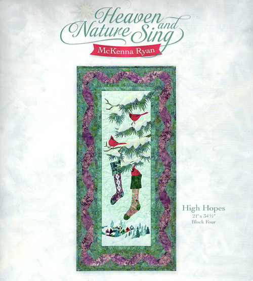 High Hopes from Heaven and Nature Sing by McKenna Ryan