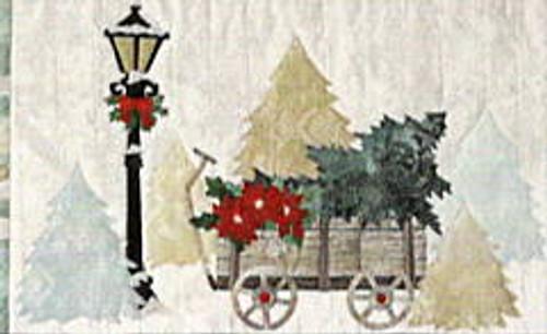 Joyeux Noel Wagon by McKenna Ryan