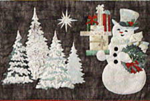 Copy of Joyeux Noel Snowmen pattern by McKenna Ryan