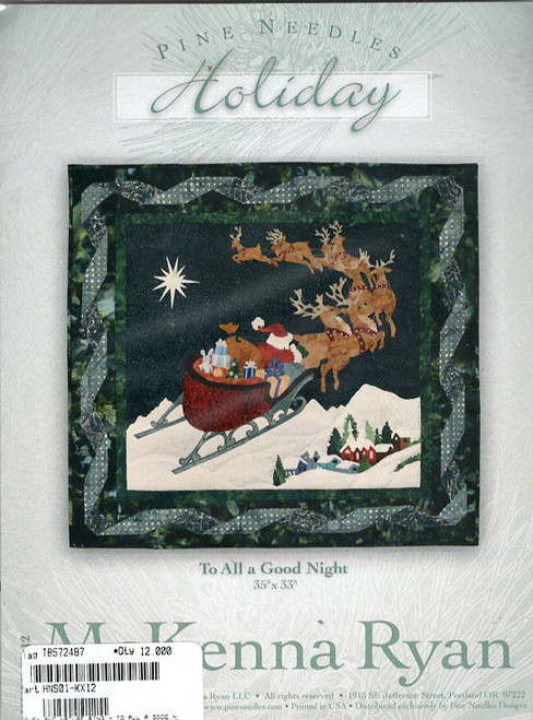 To all Good Night from Holiday Series by McKenna Ryan