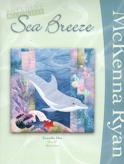 Sea Breeze Tweedle Dee by McKenna Ryan