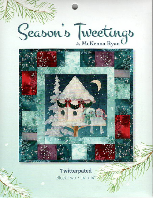 Twitterpad  from Seasons Tweetings by McKenna Ryan
