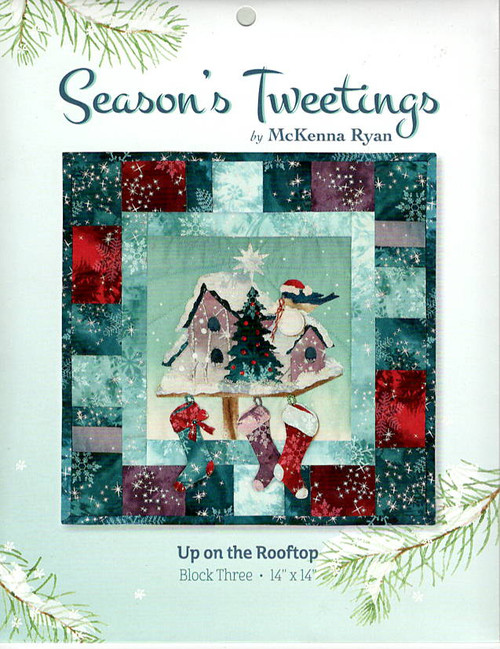 Up on the Roof from Seasons Tweetings by McKenna Ryan