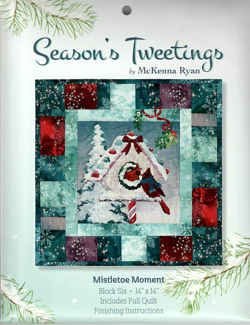 Mistletoe Moment from Seasons Tweetings by McKenna Ryan