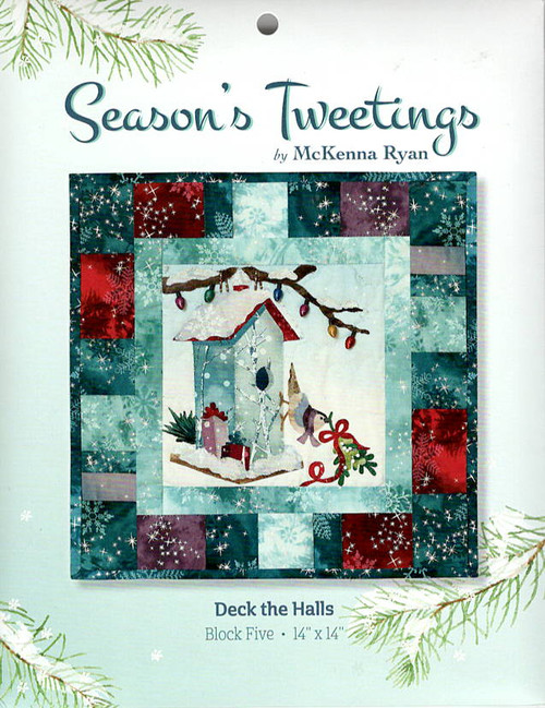Deck the Halls from Seasons Tweetings by McKenna Ryan