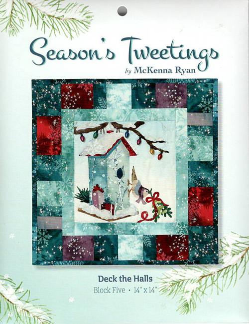 Deck the Halls from Seasons Tweetings by McKenna Ryan