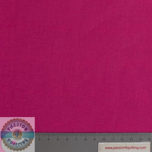 Sew Simple Solid Plain  Dark Pink  Per 25cm