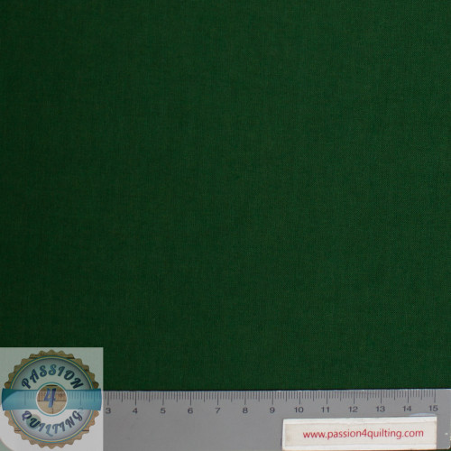 Sew Simple Solid Plain  Dark Green  Per 25cm