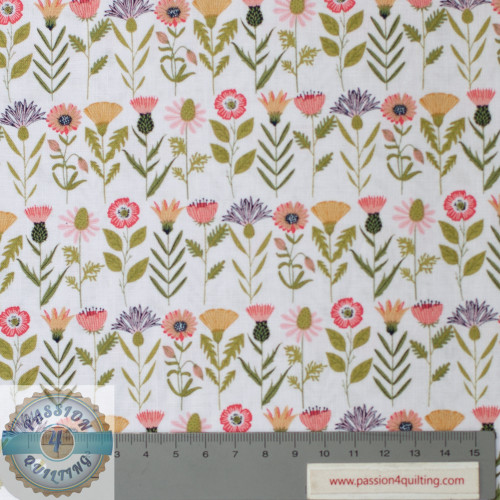 Daisy Mae Wild Flowers Design 106 per 25cm