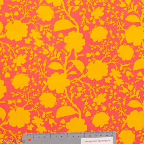 Tula Pink Wild Flower Snapdragon per 25cm
