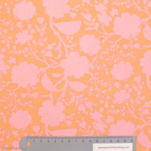 Tula Pink Wild Flower Blossom per 25cm
