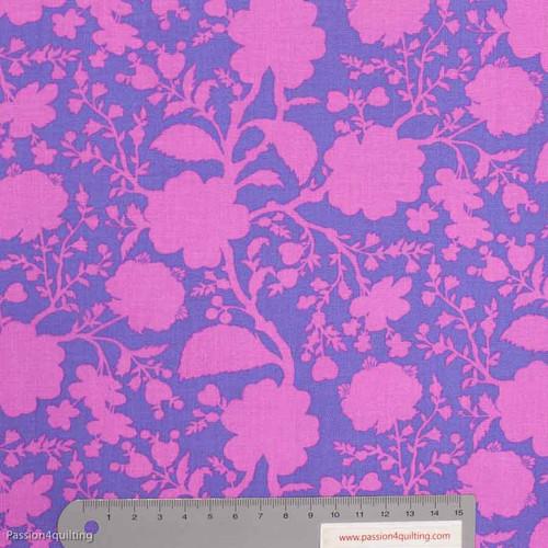 Tula Pink Wild Flower Dahlia per 25cm