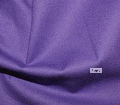 Rose & Hubble True Craft Cotton Purple No40 per 25cm