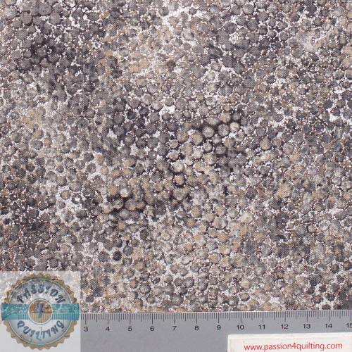 New shimmer Black Earth No22993M Colour 98 Grey  per 25cm