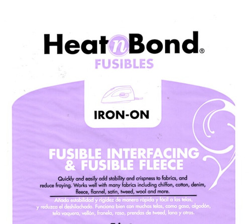 Heat n Bond Fusible interfacing & Fusible Fleece   per meter