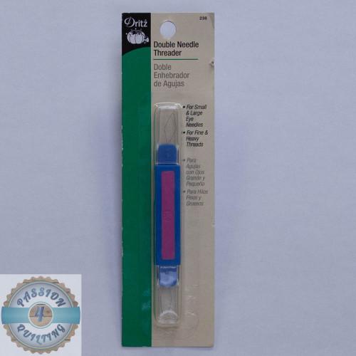 Dritz Double Needle Threader