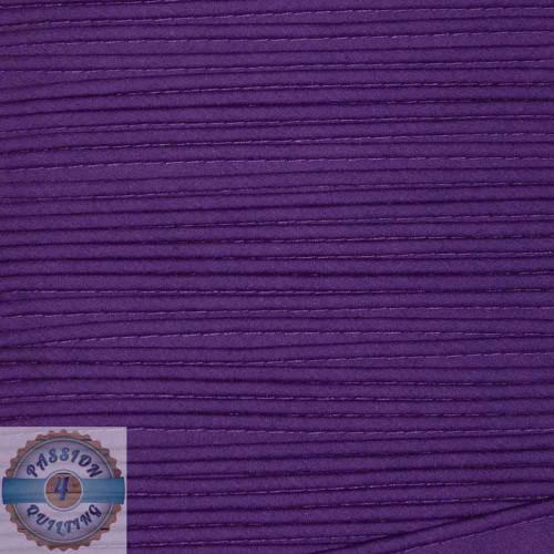 Piping Purple 2 per Metre