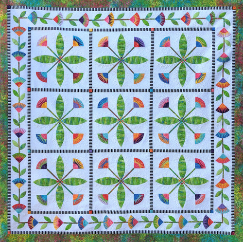 Summertime, pattern designed by Jacqueline de Jonge BC2004
