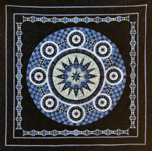 Bluetiful, pattern designed by Jacqueline de Jonge BC2003