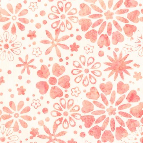 Fairy Dance Coral 3046Q-X per 25cm
