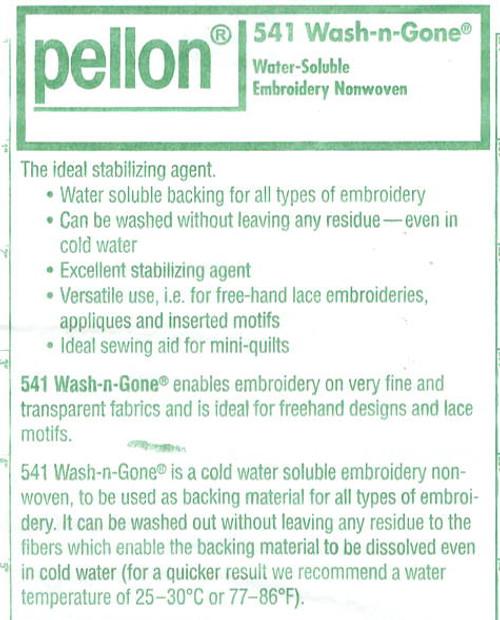 Pellon 541P