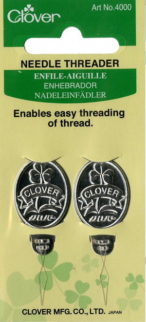 Clover Two Needle Threaders