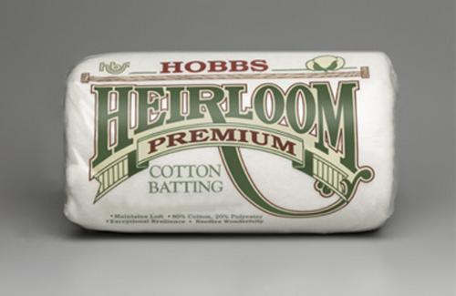 Hobbs Premium Cotton Batting-Wadding