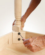 How to Attach Table Legs