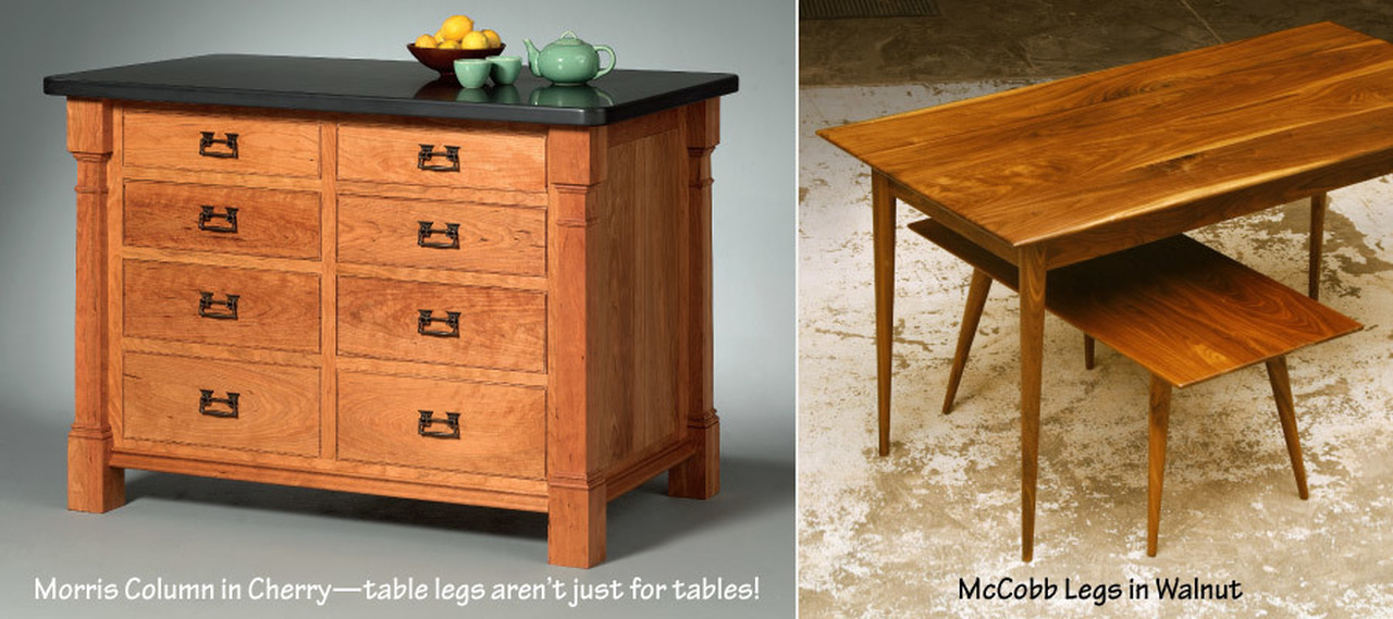 TableLegs com™ Official Site | Unfinished Table Legs | Shop