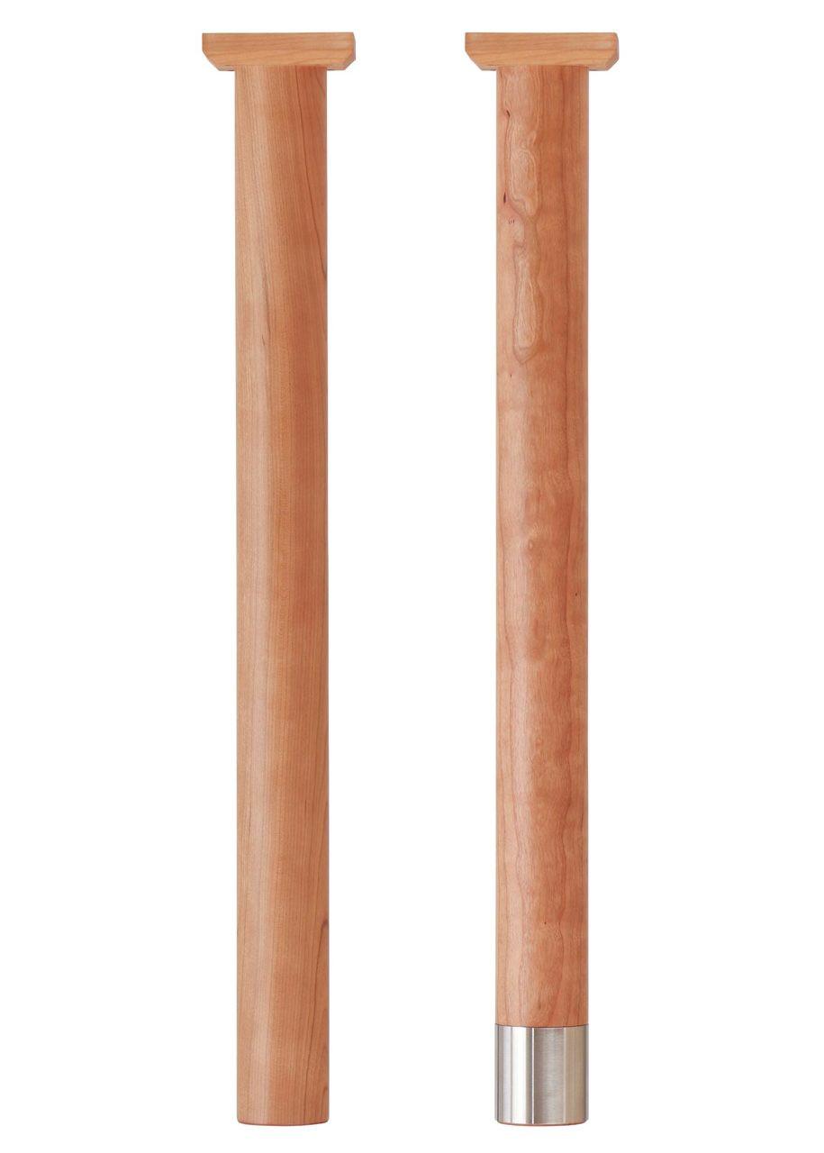 Circa Dining Table Leg 2 5 X 29 With Mounting Block Tablelegs Com