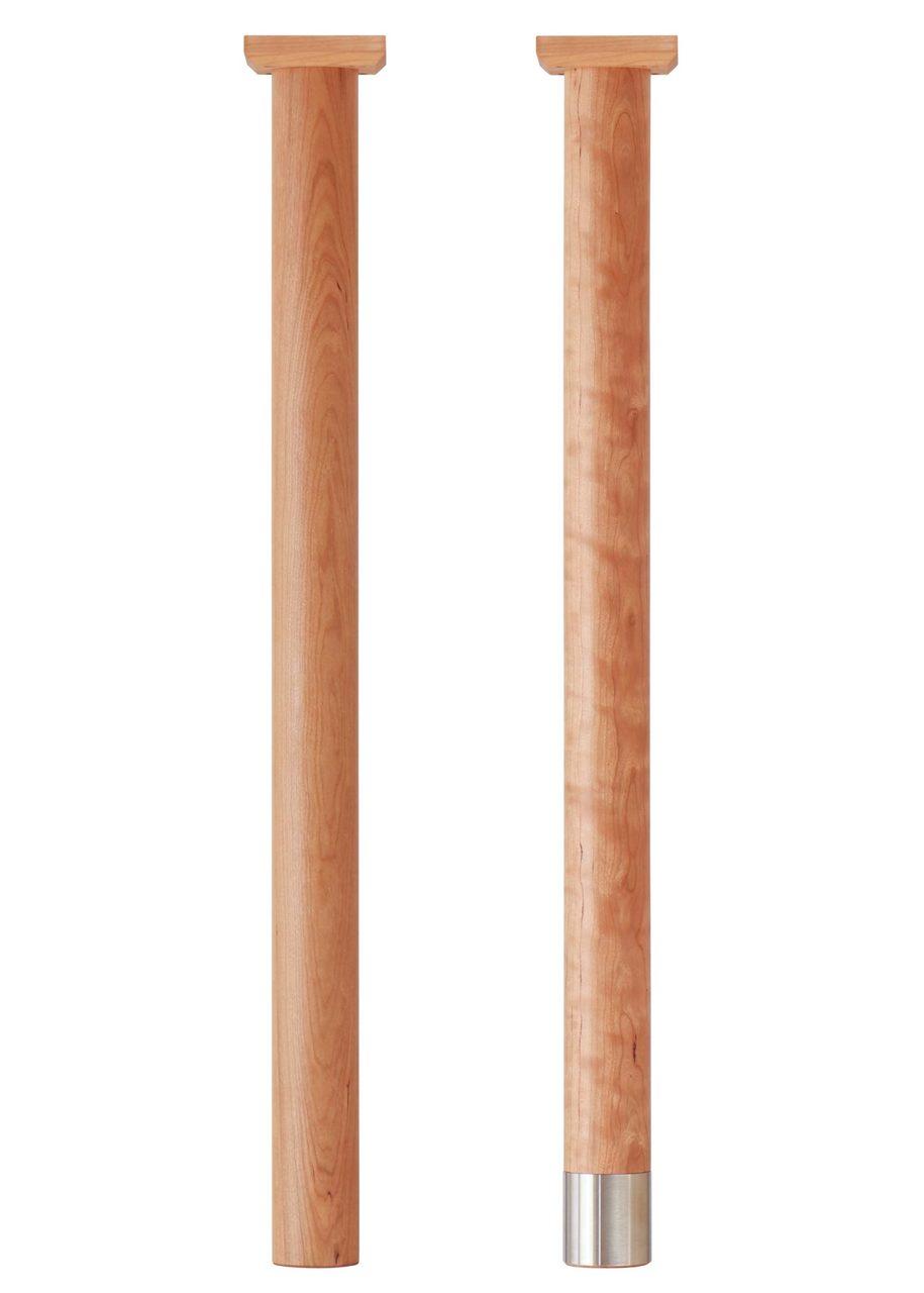 Thin Circa Kitchen Table Leg 2.5\