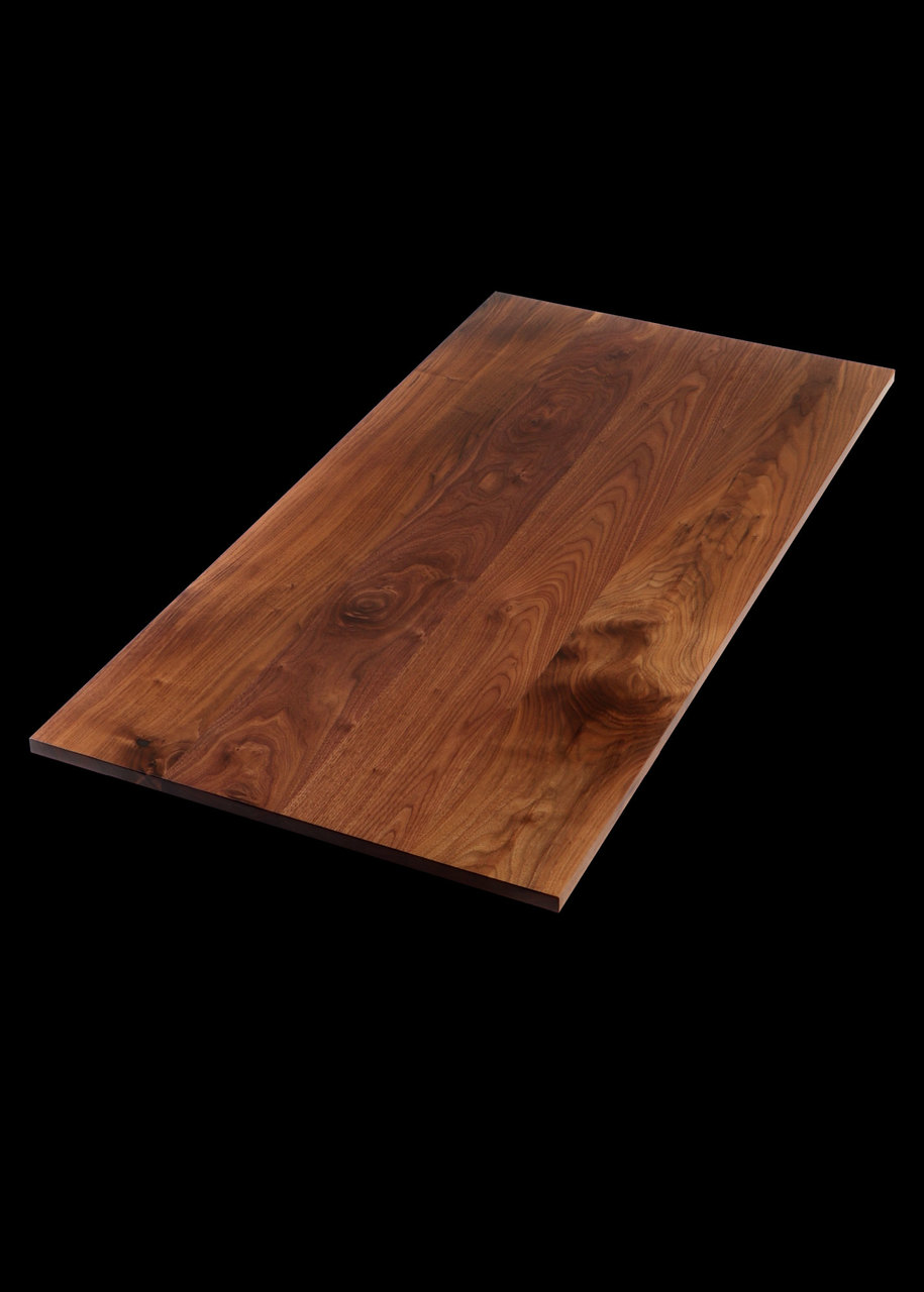 Black Walnut Table Top Custom Made Order Online