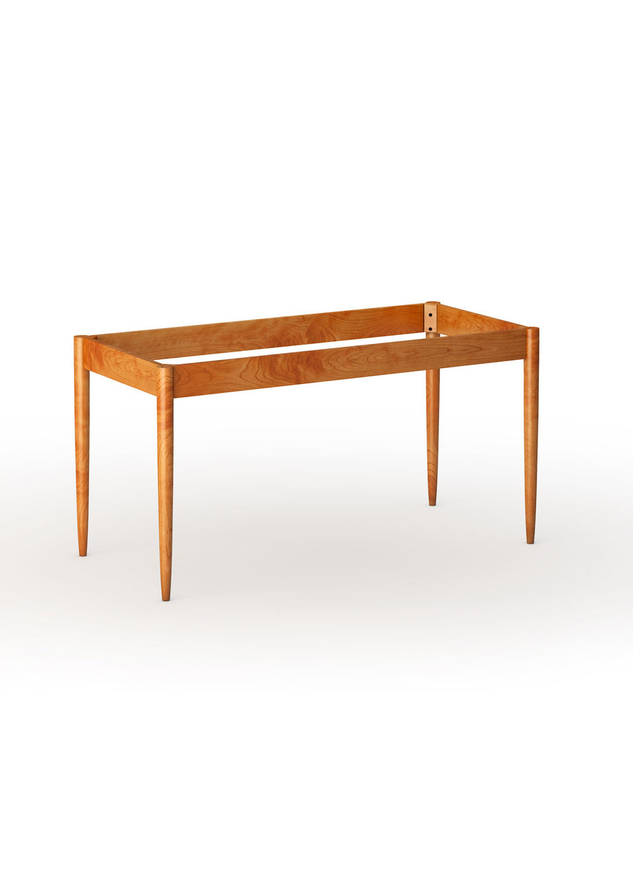 Groovy Wegner Danish Modern Dining Table Base With Aprons 29 Leg Home Interior And Landscaping Ponolsignezvosmurscom