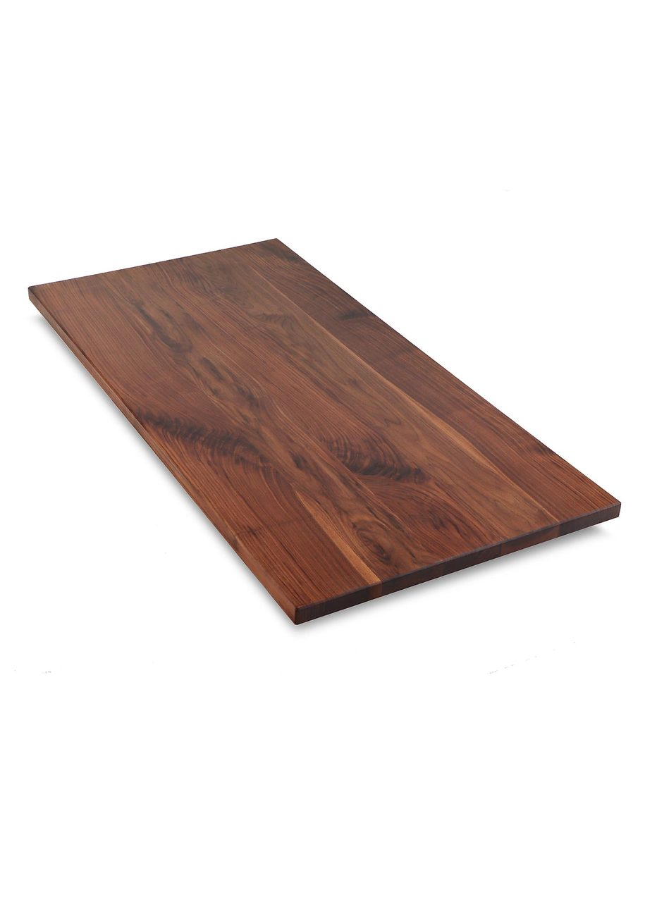 """Walnut Countertop or Thick Table Top, 6.6"""""""