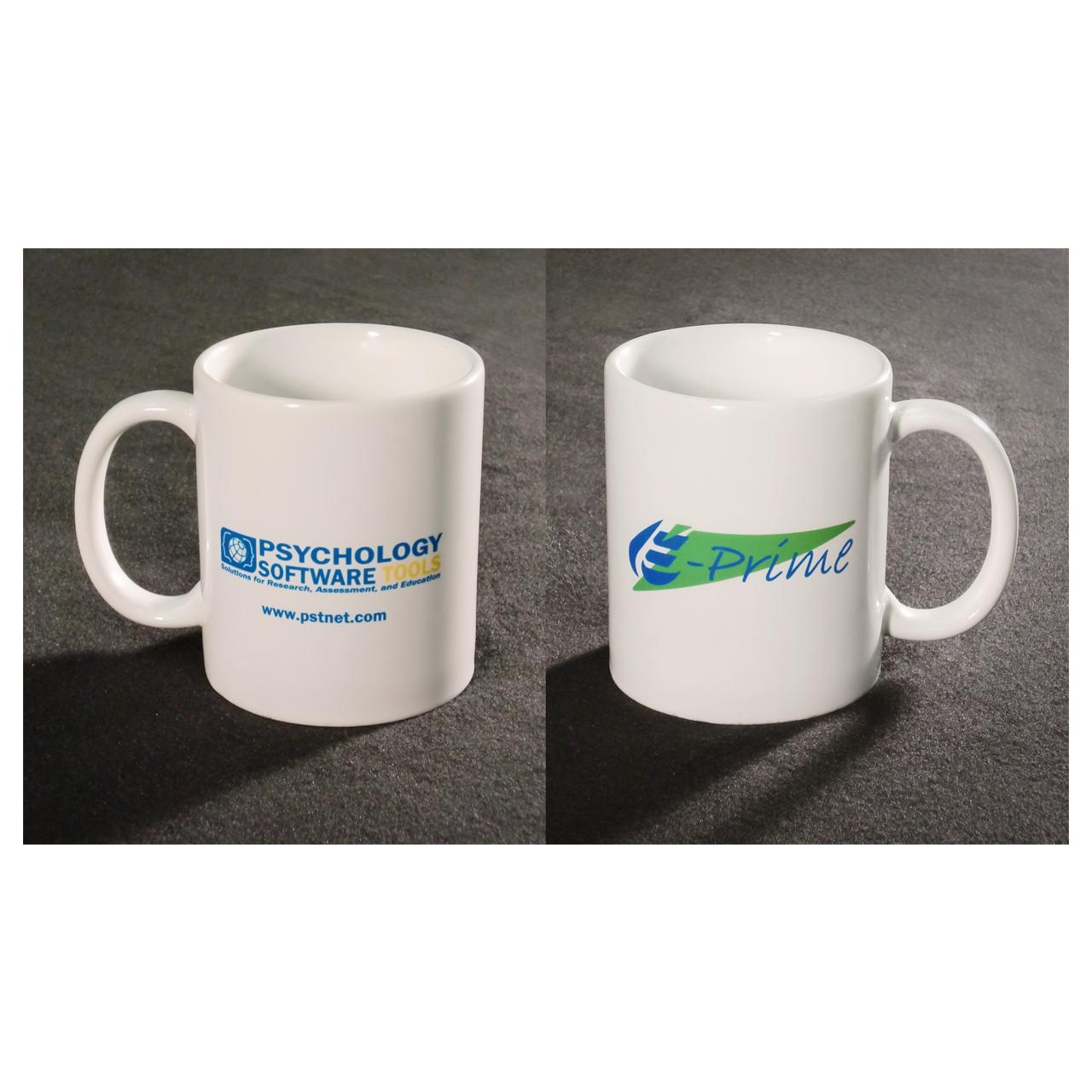 Vintage E-Prime/PST Mug