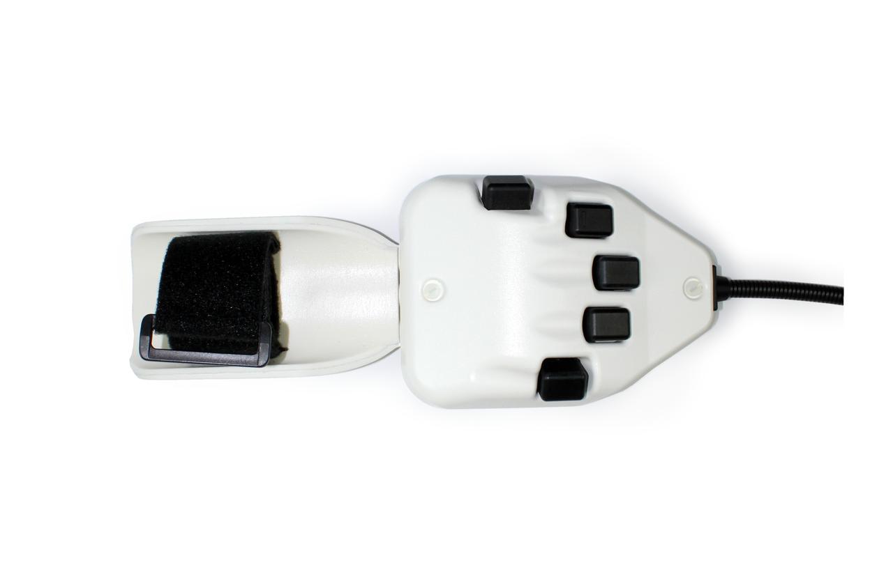 Celeritas Fiber Optic Response Unit - Right hand, 5 buttons