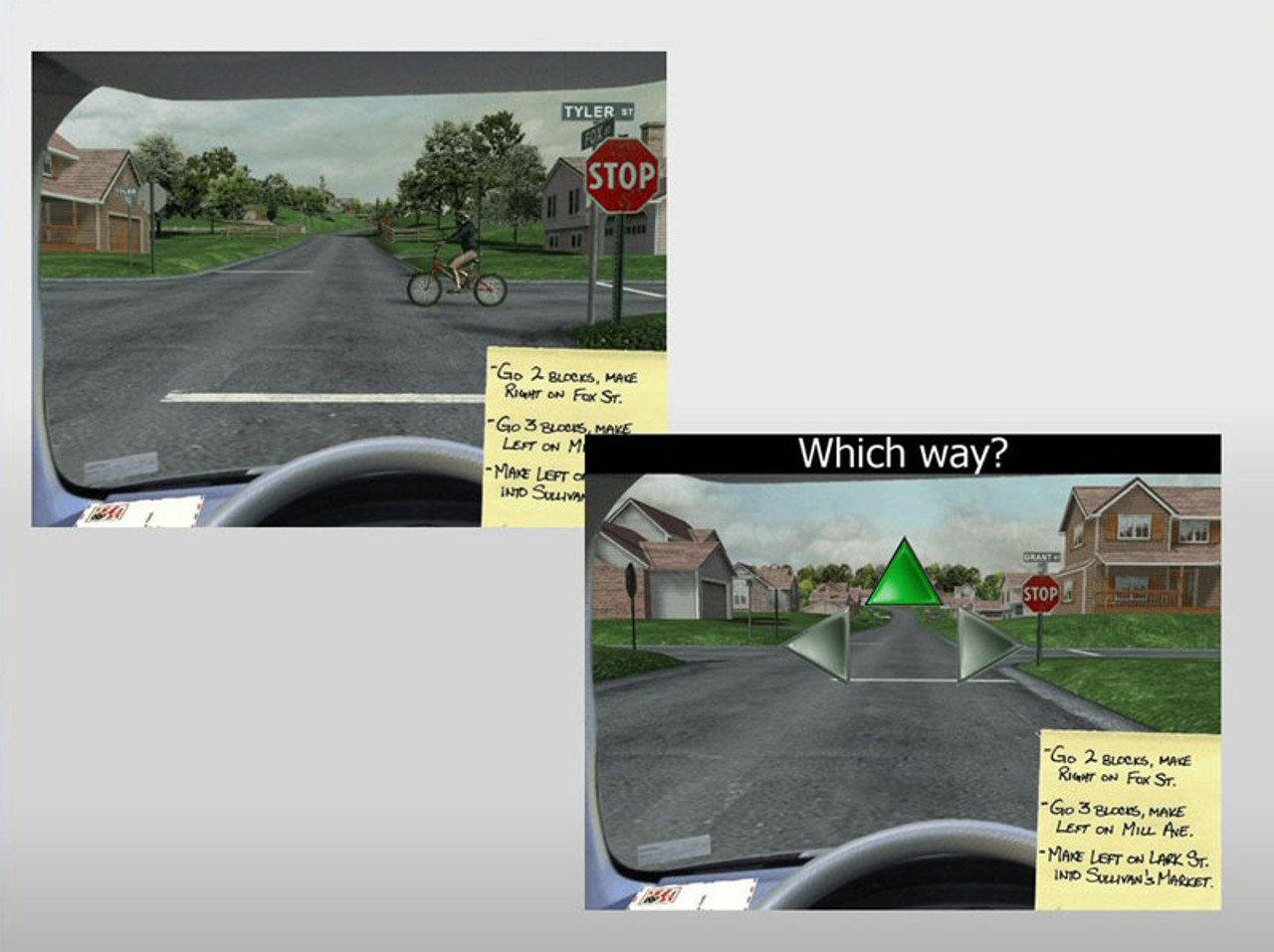 Virtual Environment Task