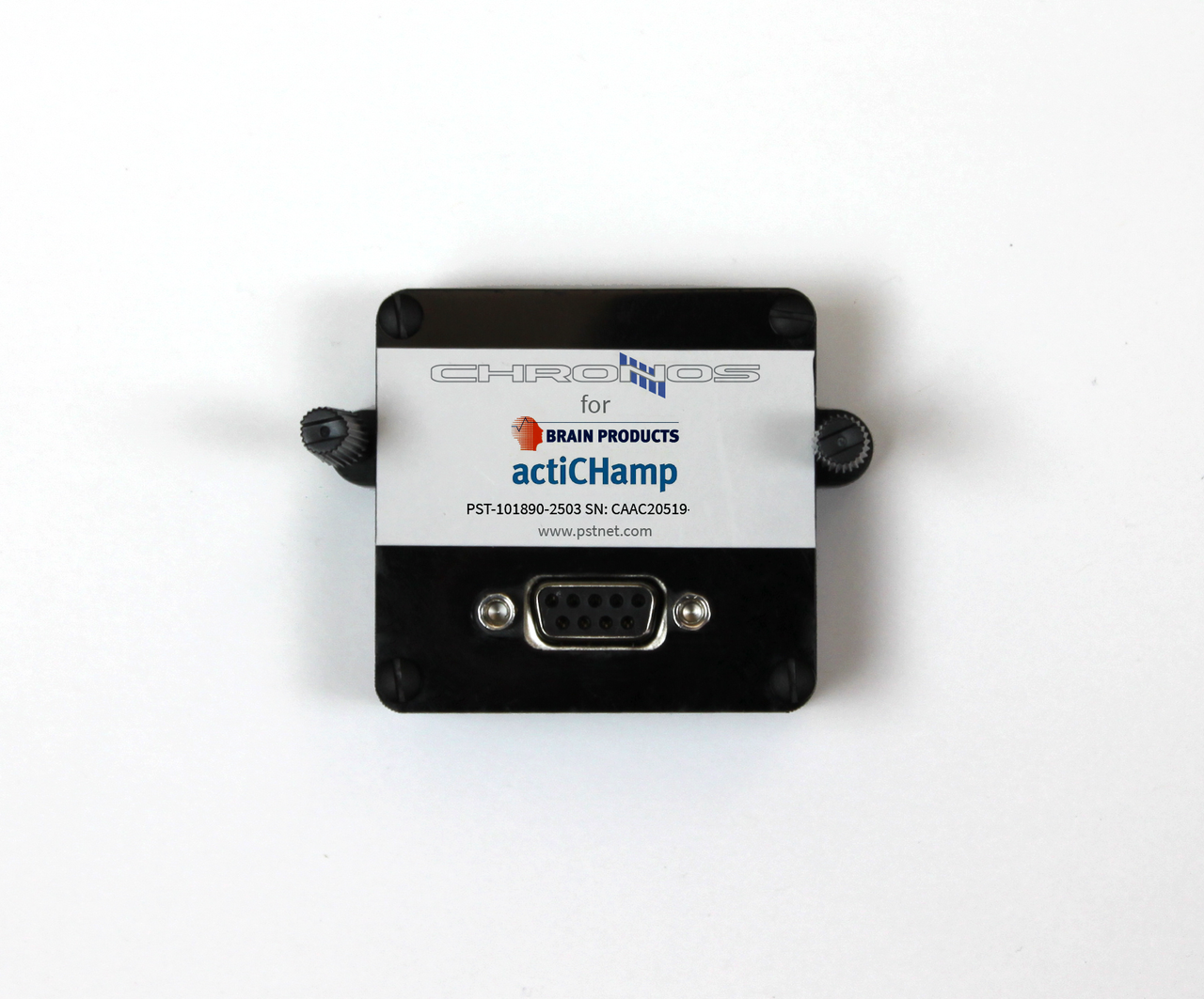 Chronos Adapter for actiCHamp