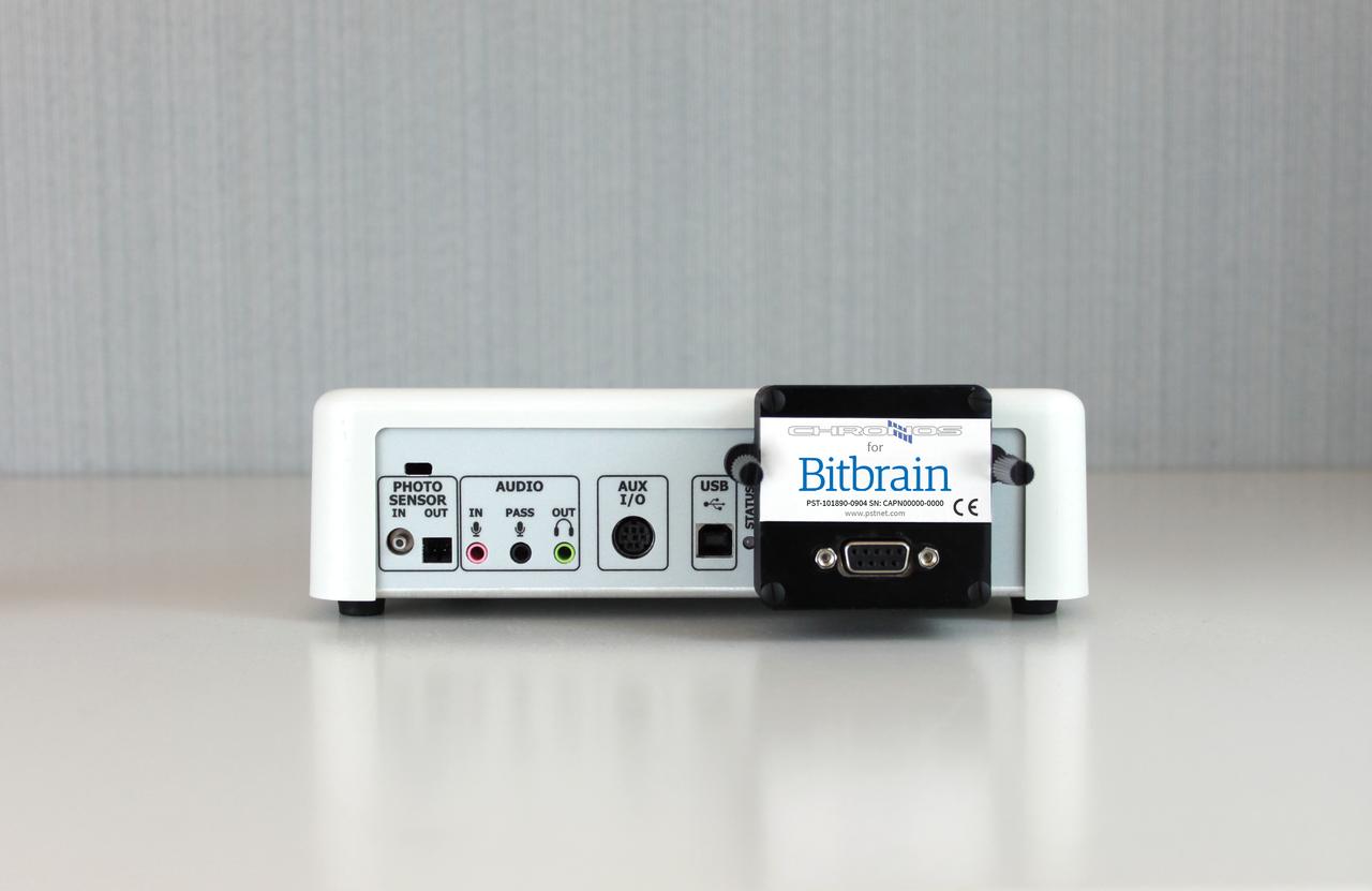 Chronos Adapter for BitBrain