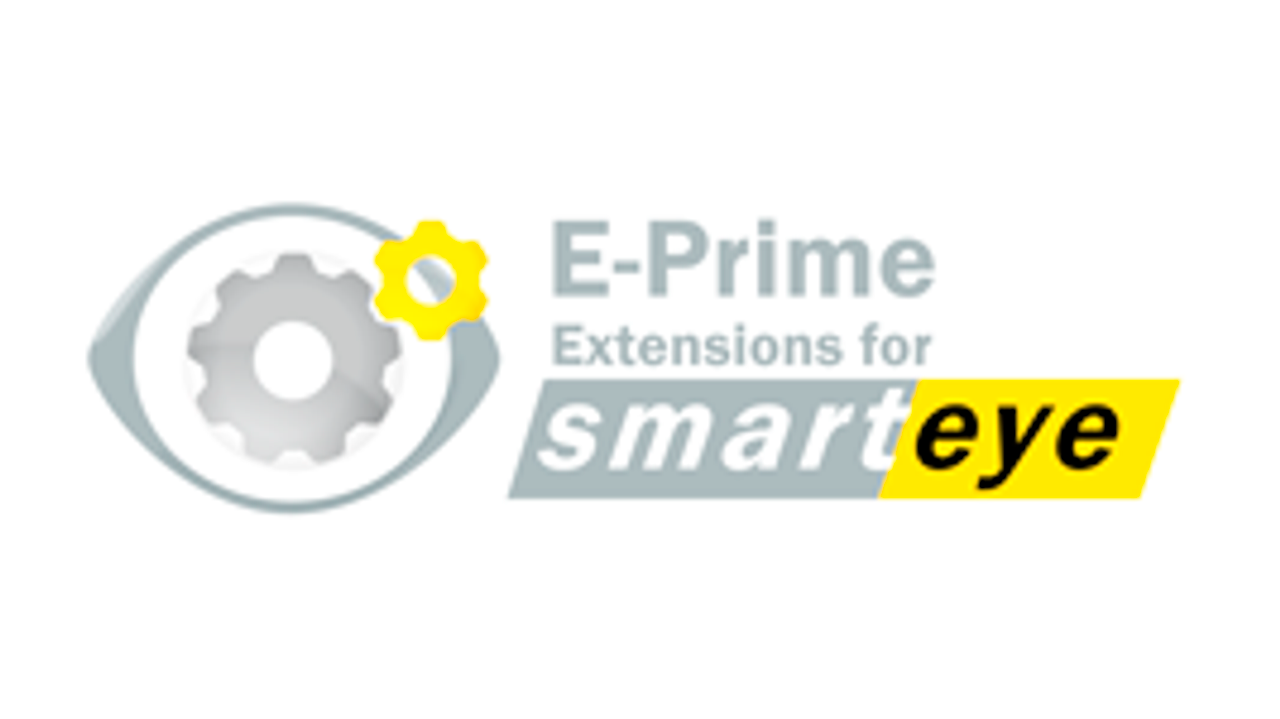 E-Prime Extensions for Smart Eye