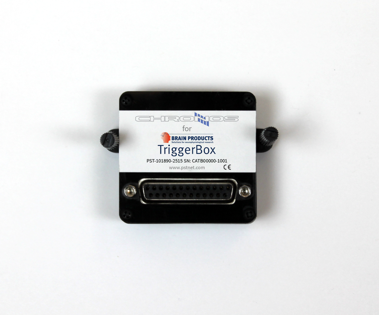 Chronos Adapter for Brain Products TriggerBox