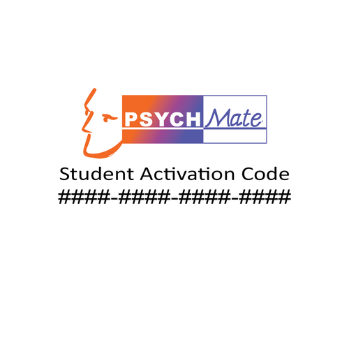 PsychMate Student Activation Code